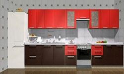 Оригинальные решения из стекла для кухни